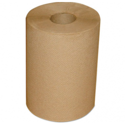 Morcon Paper Hardwound Roll Towels 7 7/8 x 300 ft Brown