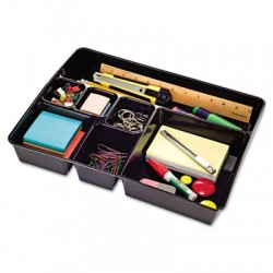 Universal Recycled Deep Drawer Organizer 7 Sections