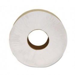 Morcon Paper Morsoft Millennium Jumbo Bath Tissue 2-Ply White 9 Dia