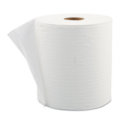 Morcon Paper Hardwound Roll Towels White