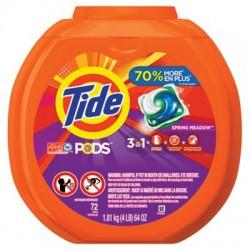Tide Detergent Pods Spring Meadow Scent