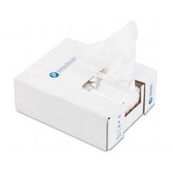 Inteplast Group Ice Bucket Liner 6 x 6 x 12 3qt .5mil Clear