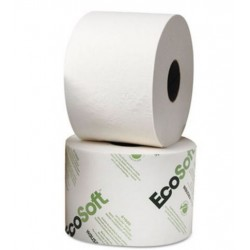 Tork Universal Bath Tissue Roll with OptiCore 2-Ply