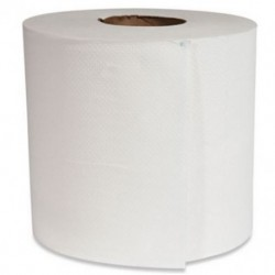 Morcon Paper Center-Pull Roll Towels 12 x 600 ft White