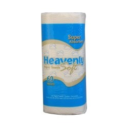52230   Kitchen Roll Towel - 60 Sheets - 2 Ply