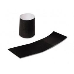 Royal Paper Napkin Bands Paper Black
