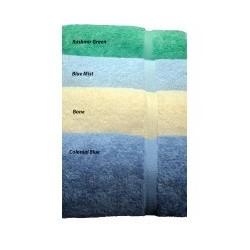 Oxford Imperial Blue Mist Bath Towel 27x54 17.00 LB