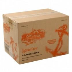AmerCare XLarge 2299-4 Vinyl Powder Free Gloves