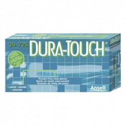 Ansell Small Vinyl Gloves Duratouch 525431