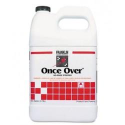 Franklin Cleaning Technology Once Over Floor Stripper Mint Scent Liquid 1 gal. Bottle