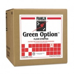 Franklin Cleaning Technology Green Option Floor Stripper Liquid 5 gal. Box