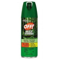 OFF! Deep Woods Insect Repellent 6oz Aerosol