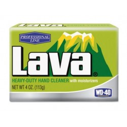 Lava Hand Soap Unscented Bar 4oz