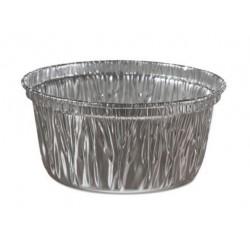 Handi-Foil of America Aluminum Baking Cups 4 oz 3.375 dia x 1.5625 h