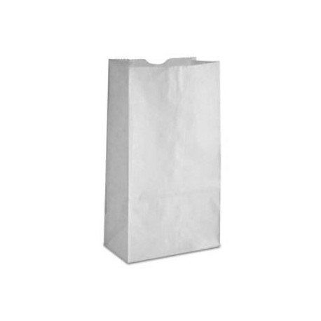 General 1 Paper Grocery Bag White Standard