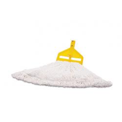Nylon Finish Mop Head Medium White