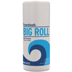 Perforated Paper Towel Roll 2-Ply White