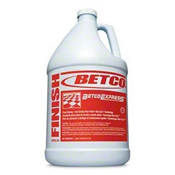 Floor Care- Finishes Betco Express Fast drying fast curing floor finish. 4 -1Gal