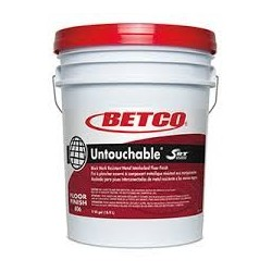 Floor Care Finishes UNTOUCHABLE Low maintenance floor finish 4 -1Gal