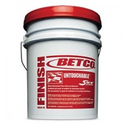 Floor Care Finishes UNTOUCHBLE Low maintenance floor finish Pail/5Gal