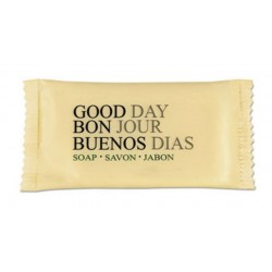 Good Day Amenity Bar Soap Pleasant Scent