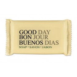 Good Day Amenity Bar Soap Pleasant Scent 1.5 Width