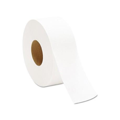 GEN JRT Jumbo Bath Tissue 2-Ply White