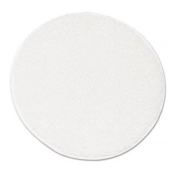Rotary Yarn Carpet Bonnets 19 Diameter White