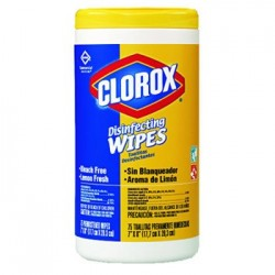 Clorox Disinfecting Wipes 7 x 8 Citrus Blend
