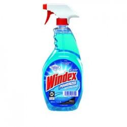 GLASS CLEANER 32 OZ. TRIGGER SPRAY BOTTLE AMMONIATED