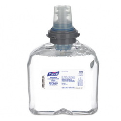 Purell Advanced TFX Foam Instant Hand Sanitizer Refill 1200mL White