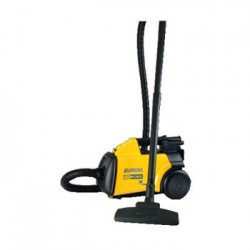 LIGHTWEIGHT MIGHTY MITE CANISTER VACUUM 9A MOTOR 8.2 LB YEL
