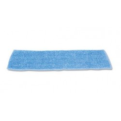 Rubbermaid Commercial Economy Wet Mopping Pad Microfiber 18 Blue