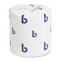 BOARDWALK-  Toilet Tissue2-Ply 4 x 3 Sheet 400 Sheets per Roll White