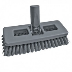 SmartColor Sweivel Brush. Perfect for corners edges of floors walls and partitions. 10/case