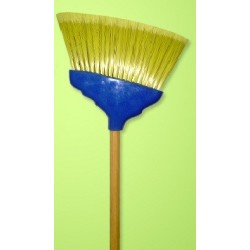 Angle Brooms Medium 48x7/8.. Fiber Nylon