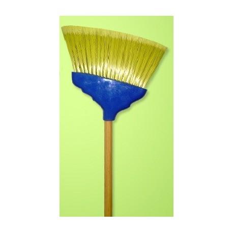 Angle Brooms Medium 48x7/8.. Fiber Nylon