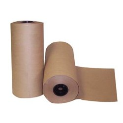 KRAFT PAPER 24 X 1000FT BROWN
