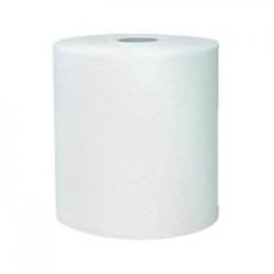 Hard Roll Towels 1.5 Core 8 x 600ft White