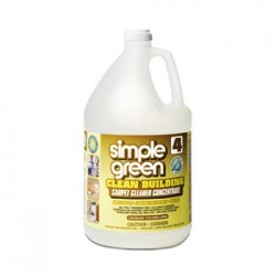 SIMPLE GREEN CLEAN BUILD KING CARPET CLEANER 2X1GL