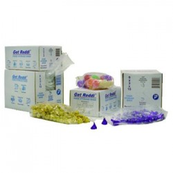 GET REDDI FOOD & POLY BAG 6 X 3 X 12 2-QUART 0.68 MIL CLEAR