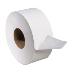 Universal Jumbo Bath Tissue 2-Ply White 3.6 x 1000 ft 8.8 Diameter
