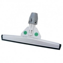 Plastic body sanitary floor squeegee ideal for food service wont rust..1/case   Size:22/55cm.. Includes MS14G Handle