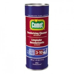 Comet Cleanser with Chlorinol Powder 21 oz Canister