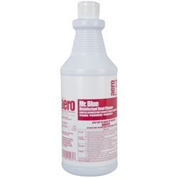 Mr. Blue 9.6% HCL Bathroom Disinfectant