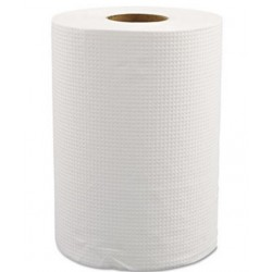 Morcon Paper Hardwound Roll Towels 8 x 350ft White